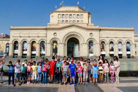 Excursion: Yerevan!