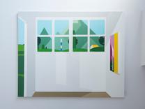 コミッションワーク「ART×Working Place ー アートのある働く環境 」