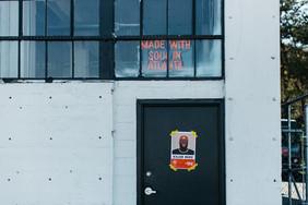 EntranceDoorKillerMikeMadewithSoul.jpg