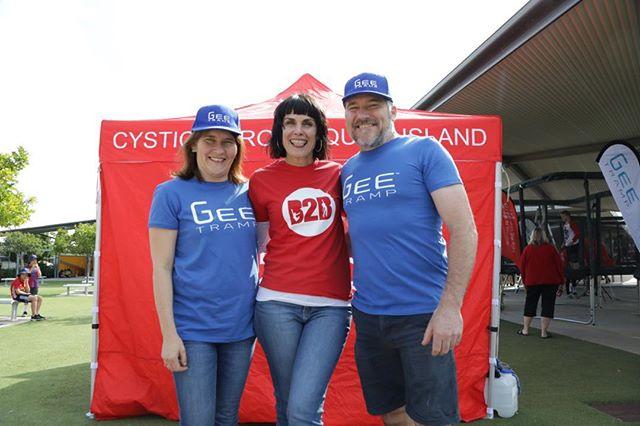 B2B Cystic Fibrosis Sponsor