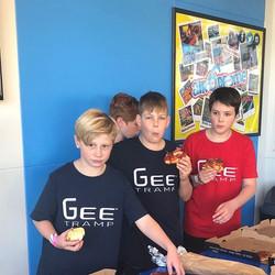 GeeTramp  3rd Meetup 2018