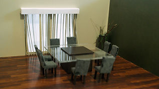 Dinning Scale Model