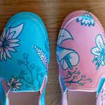 Shoes design.