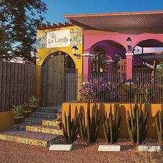 Mexican Restaurant Facade
