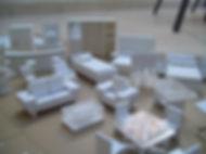 Furniture Scale Model
