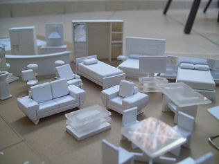 Furniture Scale Model