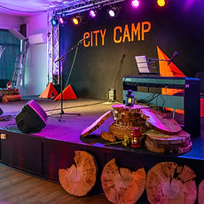 City Camp Stage