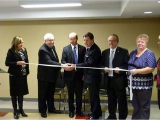 Inauguration du Pavillon Philippe-Bonneau: 71 nouveaux logements abordables