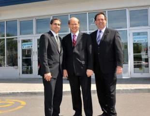 Investissement gouvernemental de 2 millions de dollars pour la rénovation du Complexe Walter-Buswell