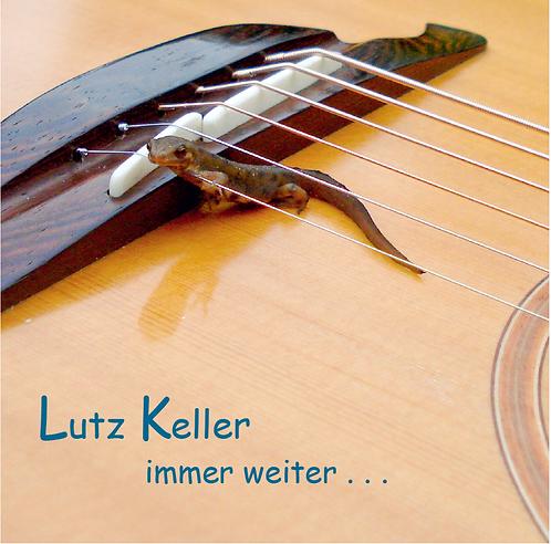 Lutz Keller / Immer Weiter