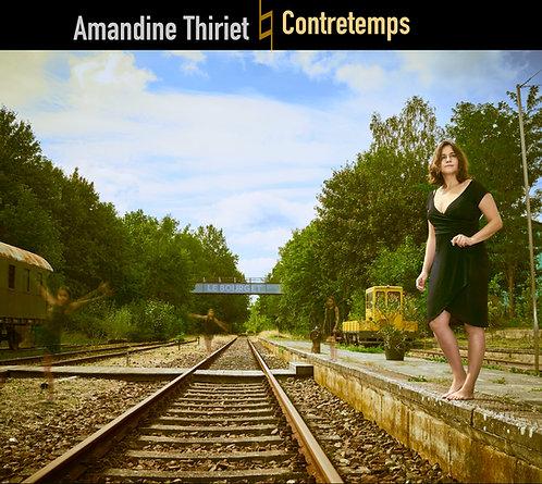 Album Contretemps d'Amandine Thiriet