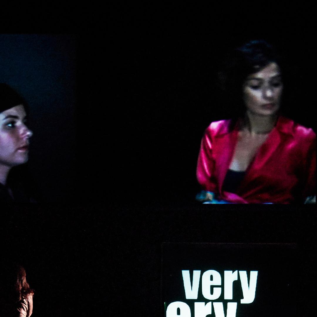 Collectif MxM - Electronic City / Alexandra Castellon and Servane Ducorps