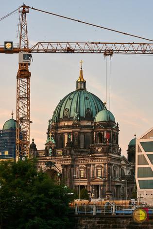 Urban / Berlin, dawn and twilight