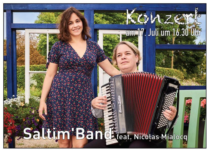 Saltim'Band feat. Nicolas Mialocq