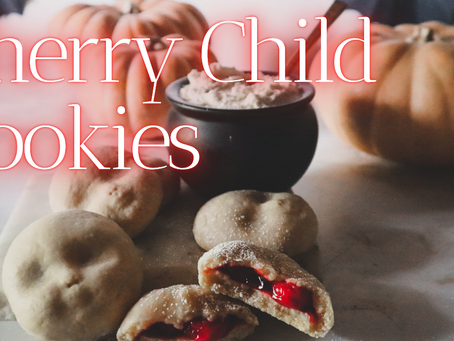 Cherry Child Cookies
