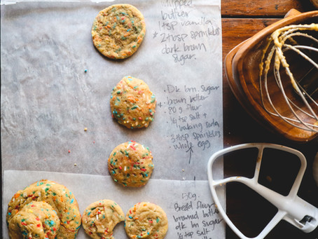 The Ultimate Chewy Sugar cookies
