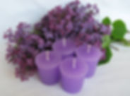 Votive Candles (ex. Lilacs in Bloom).JPG