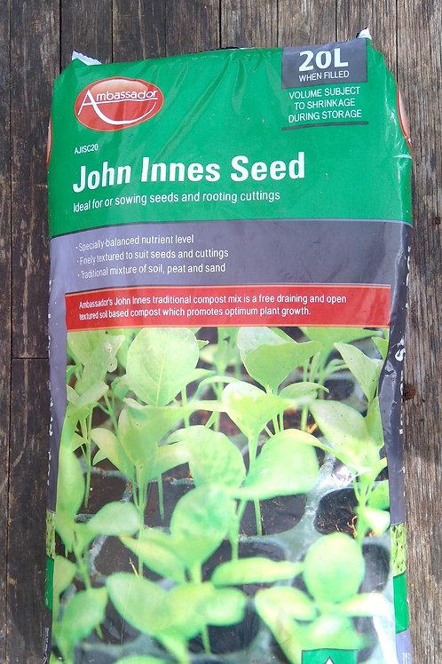 John Innes Seed Compost 20Ltr
