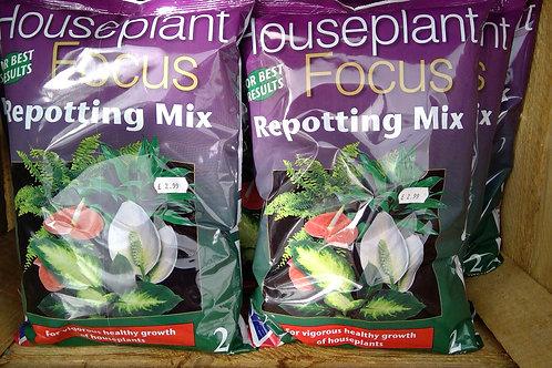 Houseplant Repotting mix 2ltrs