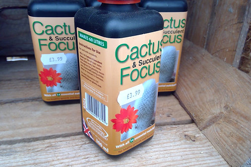 Cactus & Succulent Feed 300ml