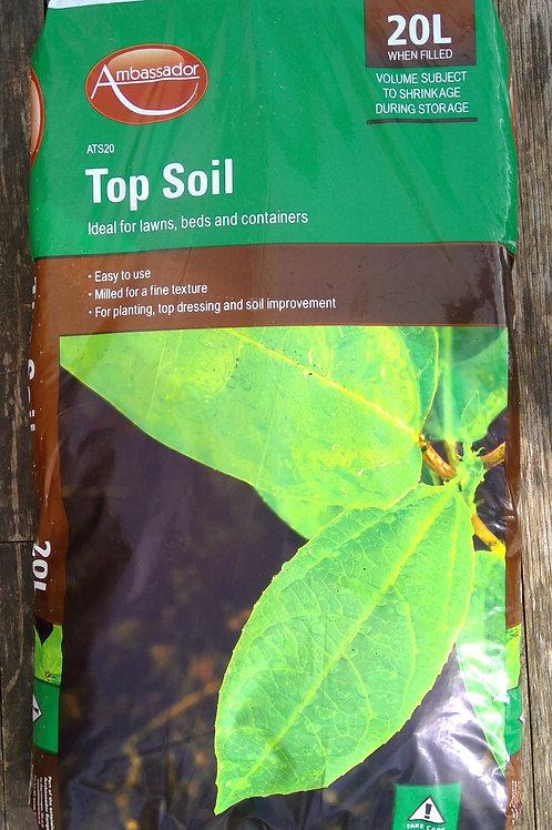 Top Soil 20Ltr
