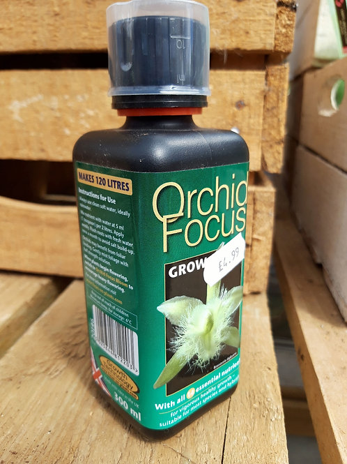 Orchid Focus Feed 300ml Grow