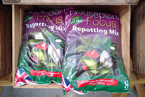 Houseplant Repotting mix 8ltrs