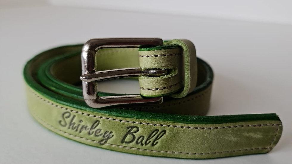 Lime Green Belt