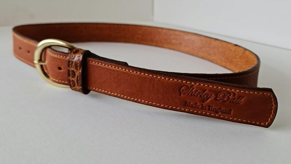 Loop Croc Belt