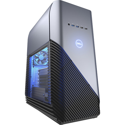 DELL INSPIRON 5680 DESKTOP, TOWER, INTEL CORE I5, I5-8400, 8 GB, DDR4, 128 GB, 1