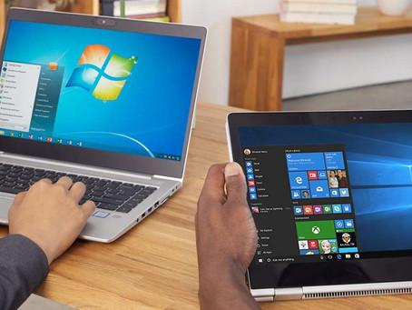 Поддержка Windows 7 завершается