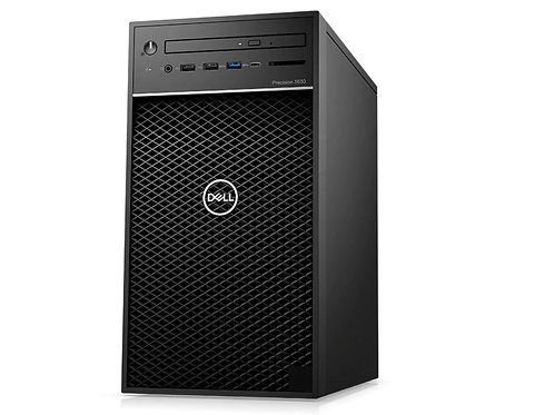 DELL PRECISION 3630 WORKSTATION, TOWER, INTEL CORE I7, I7-9700K, INTERNAL MEMORY
