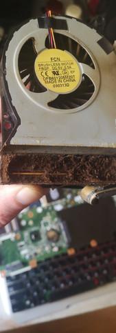 Jahuti - tolm Кулер - пыль Cooler - dust