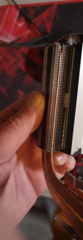 Sülearvuti ventilatsioon Вентиляция ноутбука Ventilation of the laptop