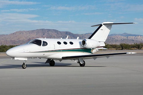 Cessna Citation Mustang for Hire