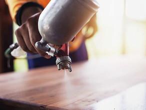 Hướng dẫn điều chỉnh súng phun sơn hợp lý trước khi sử dụng