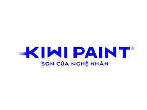 Kiwi Paint giới thiệu Logo và bộ nhận diện mới