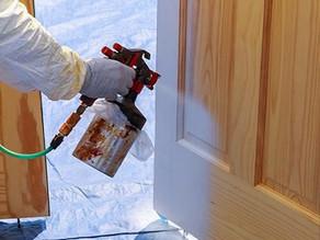 Tiêu chuẩn pha sơn PU và kỹ thuật sơn gỗ đẹp, bền màu