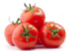 Closeup_Tomatoes_White_background_562704