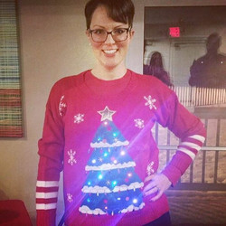 Sweater game ON POINT