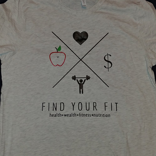Find Your Fit T-shirt
