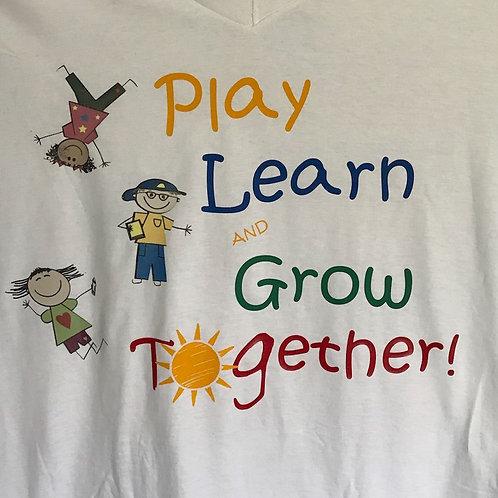 Learn play grow t