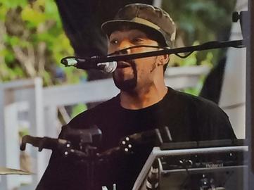 Saint: drummer & vocals