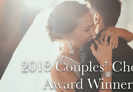 FOUR TIMES A WINNER: HPS ENTERTAINMENT WINS WEDDINGWIRE'S COUPLES CHOICE AWARD AGAIN