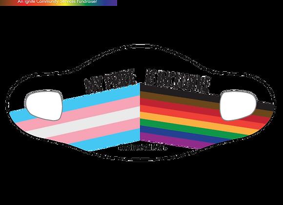 Inclusive Pride Mask