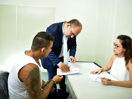 """Força Tarefa do """"Defensores Sem Fronteiras"""" inicia atendimento em presídios de Manaus"""