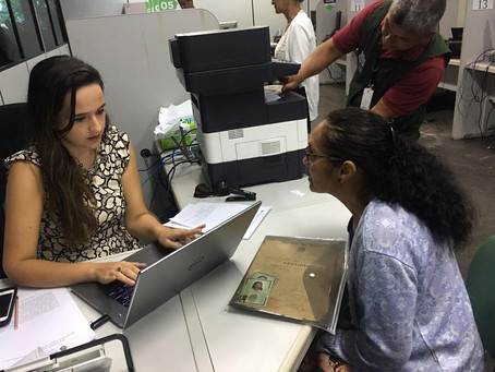 Defensoria Pública oferece atendimento em ação da Prefeitura no Viver Melhor I neste sábado (16)