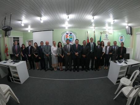 Novos defensores públicos são apresentados à população de Parintins
