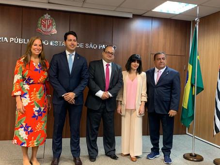 Corregedora-geral da DPE-AM assume cargo no Conselho Nacional dos Corregedores Gerais das Defensoria