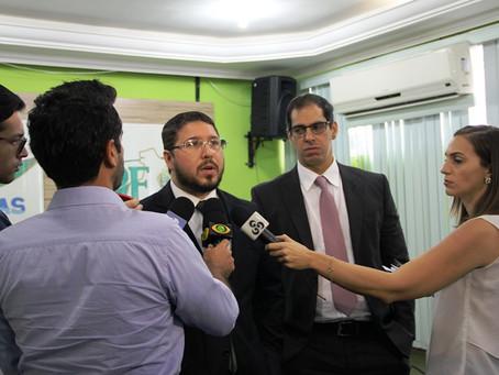 DPE-AM coleta assinaturas para projeto de lei sobre cobrança de tarifa de esgoto